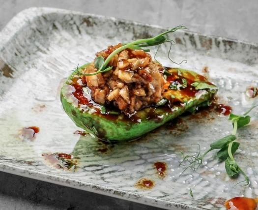 филе миньон с овощами